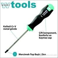 Weber Tools Top Başlı Allen Tornavida 2.0 X 100 Mm