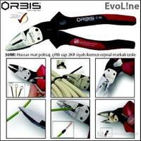 Orbis 21-185/30Rr Evomax Xl Hd Yan Keski 180Mm