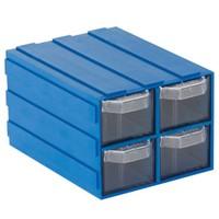 Sembol 304 Plastik Çekmeceli Kutu
