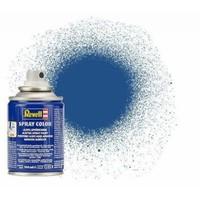 Revell Spray Boya Blue Mat 20 Ml