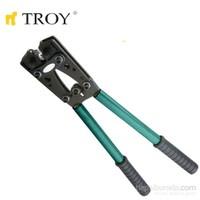 Troy 24009 Mekanik Kollu Pabuç Sıkma Pensesi (380Mm)