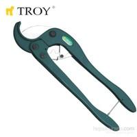Troy 27063 Pvc Boru Kesici (Ø 63Mm)