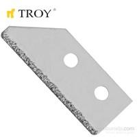 Troy 27403 Fayans Derz Temizleyici Yedek Bıçak Seti