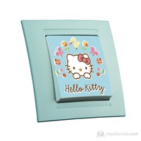 Günsan Hello Kitty Anahtar5(Turkuaz)