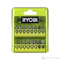Ryobi RAK17SD Set 17 Parça Bit Uç