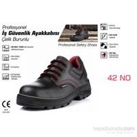SGS Çelik Burunlu İş Güvenlik Ayakkabısı 42 NO 090383