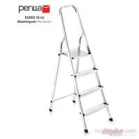 Doğrular-Perilla Alüminyum Merdiven 3 ' LÜ