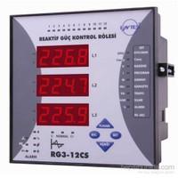 Entes Rg3-12Cs Reaktif Güç Kontrol Rölesi