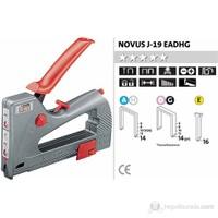 Novus J-19 Eadhg Mekanik El Zımba Ve Çivi Makinası
