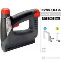 Novus J-214 Ea Akülü Zımba Ve Çivi Makinası