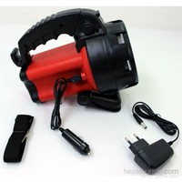 Watton 10W Cree Led Şarjlı Projektör fener 4-8 Saat 375501