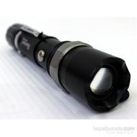 Watton Şarj Edilebilir Metal El Feneri 375506