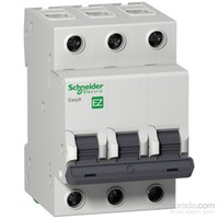 Schneider Easy9 3 Ka C Eğrisi 3 Kutup 20A Otomatik Sigorta