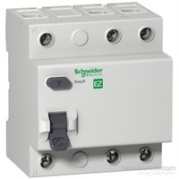 Schneider Electric Easy9 4 Kutup 30mA 40A Kaçak Akım Koruma Rolesi