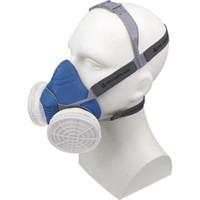 Yarım Yüz Maske M6200 + M6000 Abek Filtre / Set