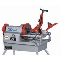 Apaz P80 Elektrikli Tezgah Tipi Pafta Makinesi 1/2-3''