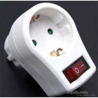 S-Link Premium 4000 Watt Düğmeli Priz 091321