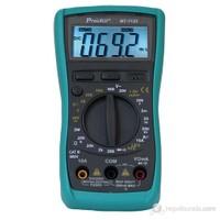 Pro's Kit Mt-1132 3 1/2 Dijital Multimetre