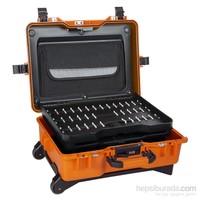 Mano Mtc 430Pp Turuncu - Plastik Takım Dizmeli +Plastik Bölmeli Tough Case Pro Takım Çantası