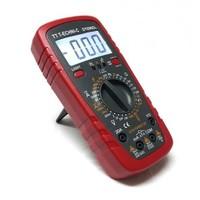 Tt-Technıc Dt890dl Işıklı Dijital Multimetre Ölçü Aleti