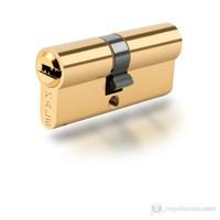 Kale Sistem Silindir Çelik Pimli Sarı 68Mm