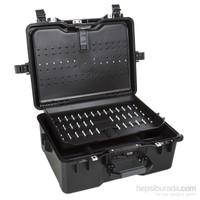 Mano Mtc 360Bt Siyah - Bez Takım Dizmeli +Plastik Bölmeli Tough Case Pro Takım Çantası