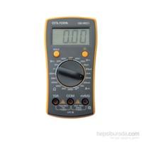 Ceta Form G80-Mdc1 Dijital Multimetre ( Dc Akım-Manuel Sınıflama )