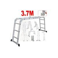 3X4 Teleskopik Alüminyum Merdiven R-14203