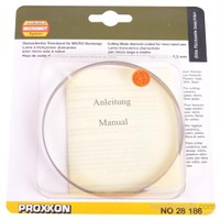Proxxon Dıamondblade For Mbs 220-E 28186