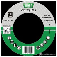 Chef Metal Kesme Diski 115X6x22 Mm