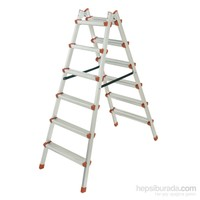 Evin New Ağrı Çift Taraflı 6 Basamaklı Merdiven