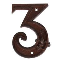 House2Home Antik Döküm Koleksiyon - Kapı Numarası - 3