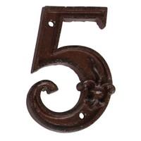 House2Home Antik Döküm Koleksiyon - Kapı Numarası - 5