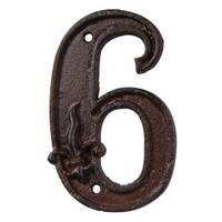 House2Home Antik Döküm Koleksiyon - Kapı Numarası - 6