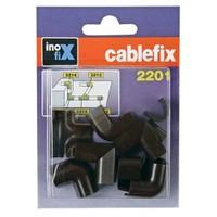 Inofix Kablo Sabitleme Aparatı Kahverengi