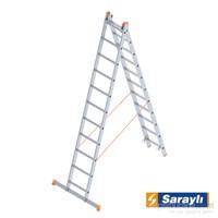 Saraylı Endüstriyel Merdiven 2X11 A Tipi 5,1 Metre