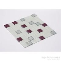 Safranglass Scm-200Kristal- Klasik Cam Mozaik (1 Kutu)