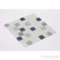 Safranglass Scm-208Kristal- Klasik Cam Mozaik (1 Kutu)