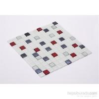 Safranglass Scm-210Kristal- Klasik Cam Mozaik (1 Kutu)