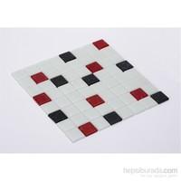 Safranglass Scm-2015Kristal- Klasik Cam Mozaik (1 Kutu)