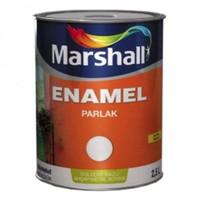 Marshall Enamel Parlak Sentetik Yağlı Boya 15 Lt Açık Kahve