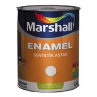 Marshall Enamel Sentetik Astar 0.75 Lt Beyaz