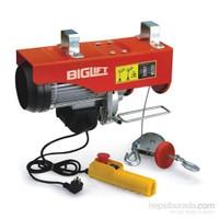 Biglift Elektrikli Vinç 20Mt 125-250Kg