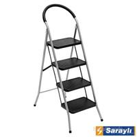 Saraylı Pratik Mega Lüx Merdiven 4 Basamak