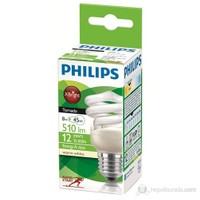 Philips Econ Twister 8W WW E27 220-240V 1PF/6
