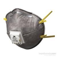 3M 9914 Düşük Seviyede Kokular İçin Ventilli Maske (10 Adet)