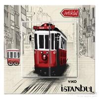 Viko Karre Cities Komütatör - İstanbul İstiklal Caddesi