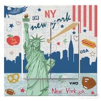 Viko Karre Cities Komütatör - New York