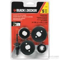 Black&Decker A71120 Ahşap ve Pvc Panç Seti