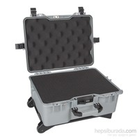 Mano Mtc 460C Gri - Yumurta Sünger + Kare Lazer Kesim Süngerli Tough Case Pro Takım Çantası